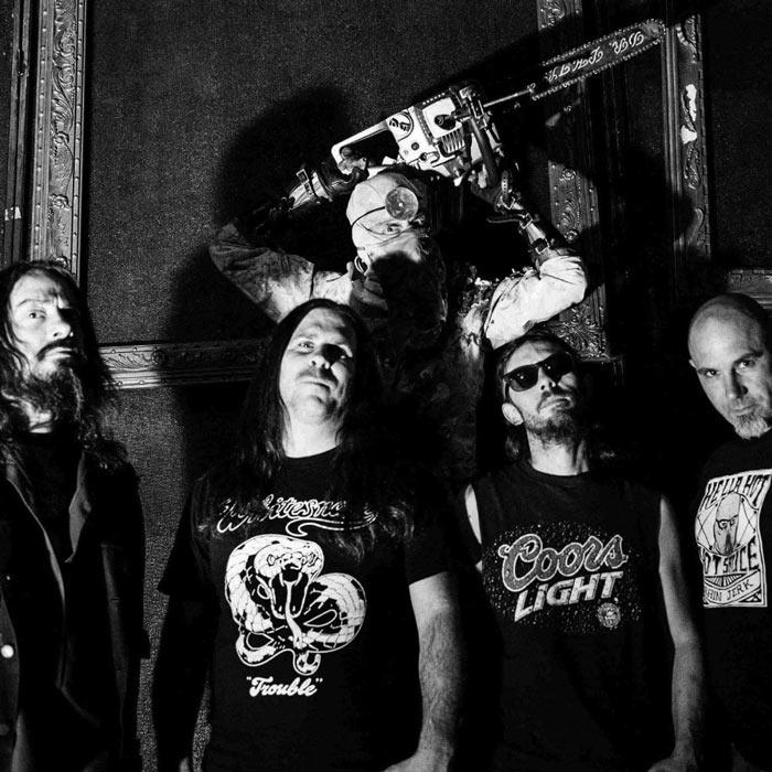 Exhumed - blog o muzyce metalowej, recenzje płyt