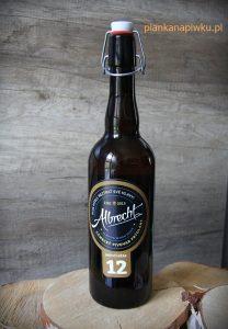 kraftowe piwa czeskie - piwo Albrecht
