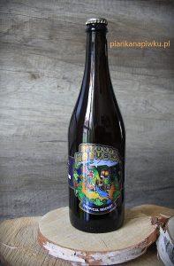 rzemieślnicze piwa czeskie - piwo tropical rocket