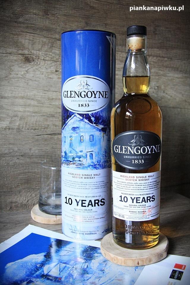 whisky glengoyne - blog o alkoholach