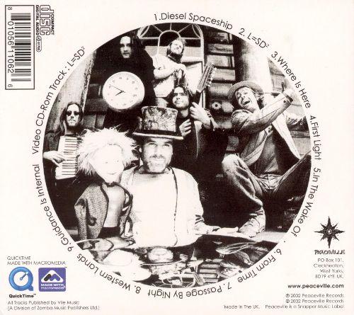 Ship of Fools - recenzje płyt metalowych i alternatywnych