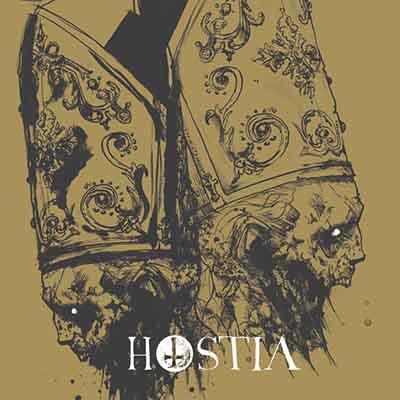 """Hostia """"Hostia"""" - blog o muzyce alternatywnej, metalowej, recenzje płyt"""