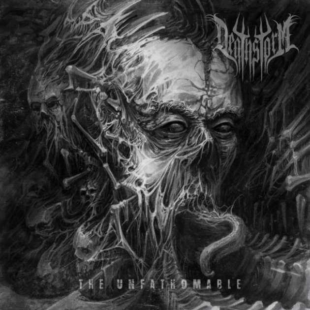 Deathstorm The Unfathomable - blog o muzyce alternatywnej, metalowej, recenzje płyt
