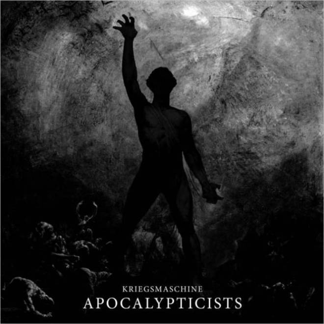 Kriegmaschine Apocalypticists - blog o muzyce alternatywnej, metalowej, recenzje płyt