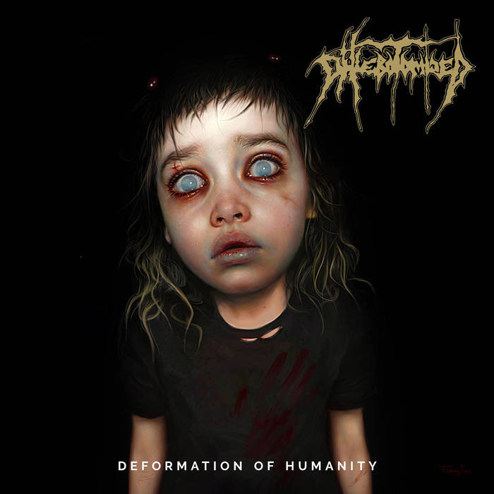 "Phlebotomized - ""Deformation of Humanity"" - recenzja płyty"
