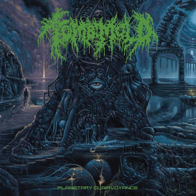 """TOMB MOLD """"Planetary Clairvoyance"""" recenzja płyty, blog o muzyce metalowej"""