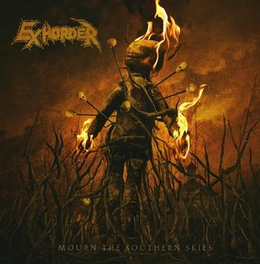 "EXHORDER ""Mourn the Southern Skies"" recenzja płyty, blog metala"