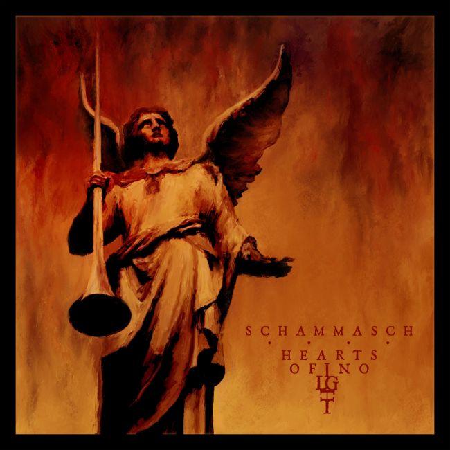 "SCHAMMASCH ""Hearts of No Light"" - recenzja, blog o muzyce metalowej"