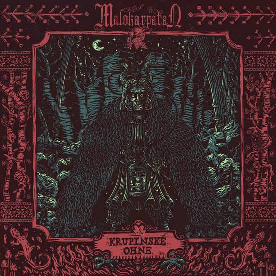 """MALOKARPATAN """"Krupinské ohne"""" recenzja płyty, blog o muzyce metalowej"""