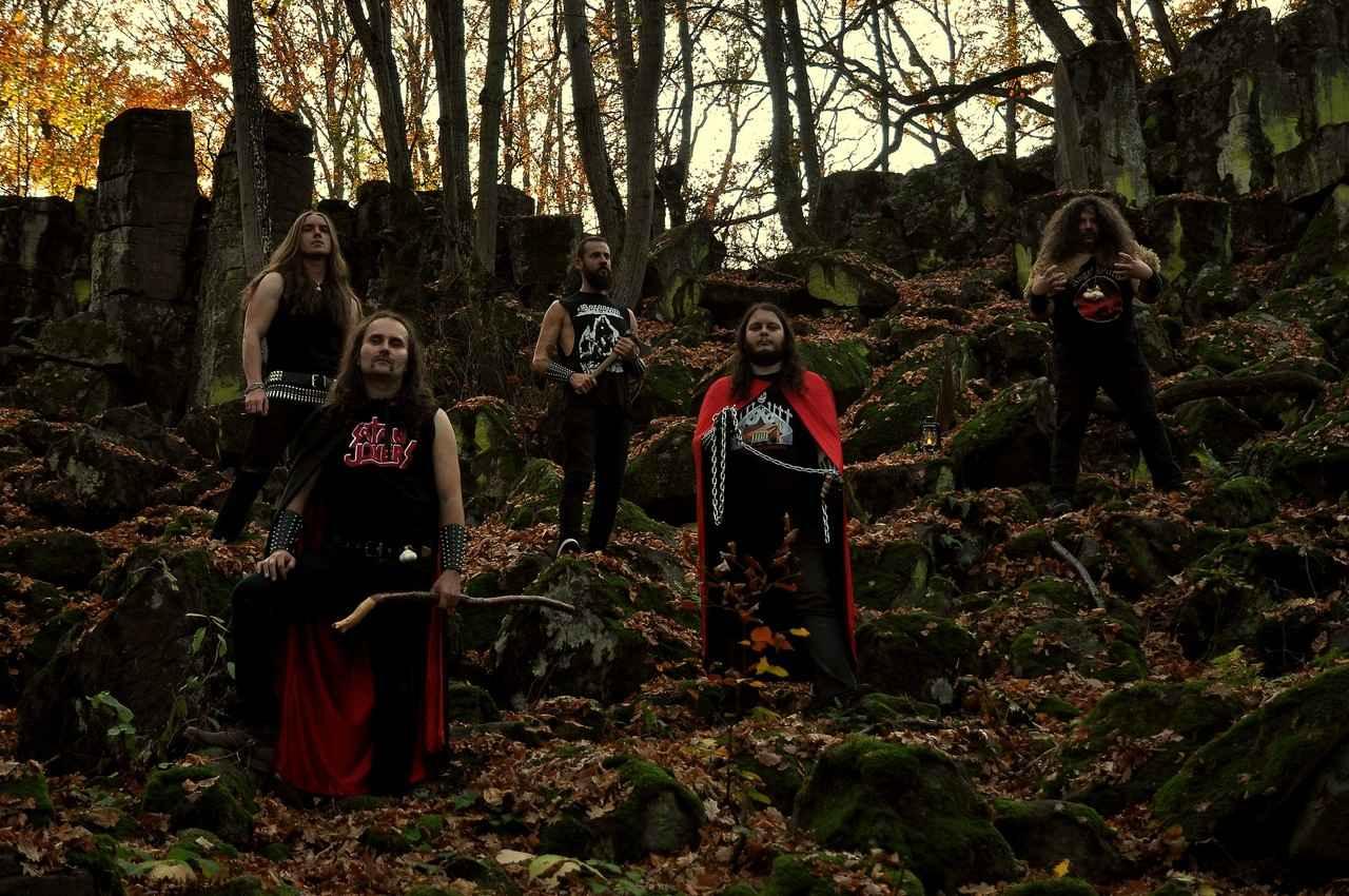"MALOKARPATAN ""Krupinské ohne"" recenzja albumu, blog o muzyce metalowej"