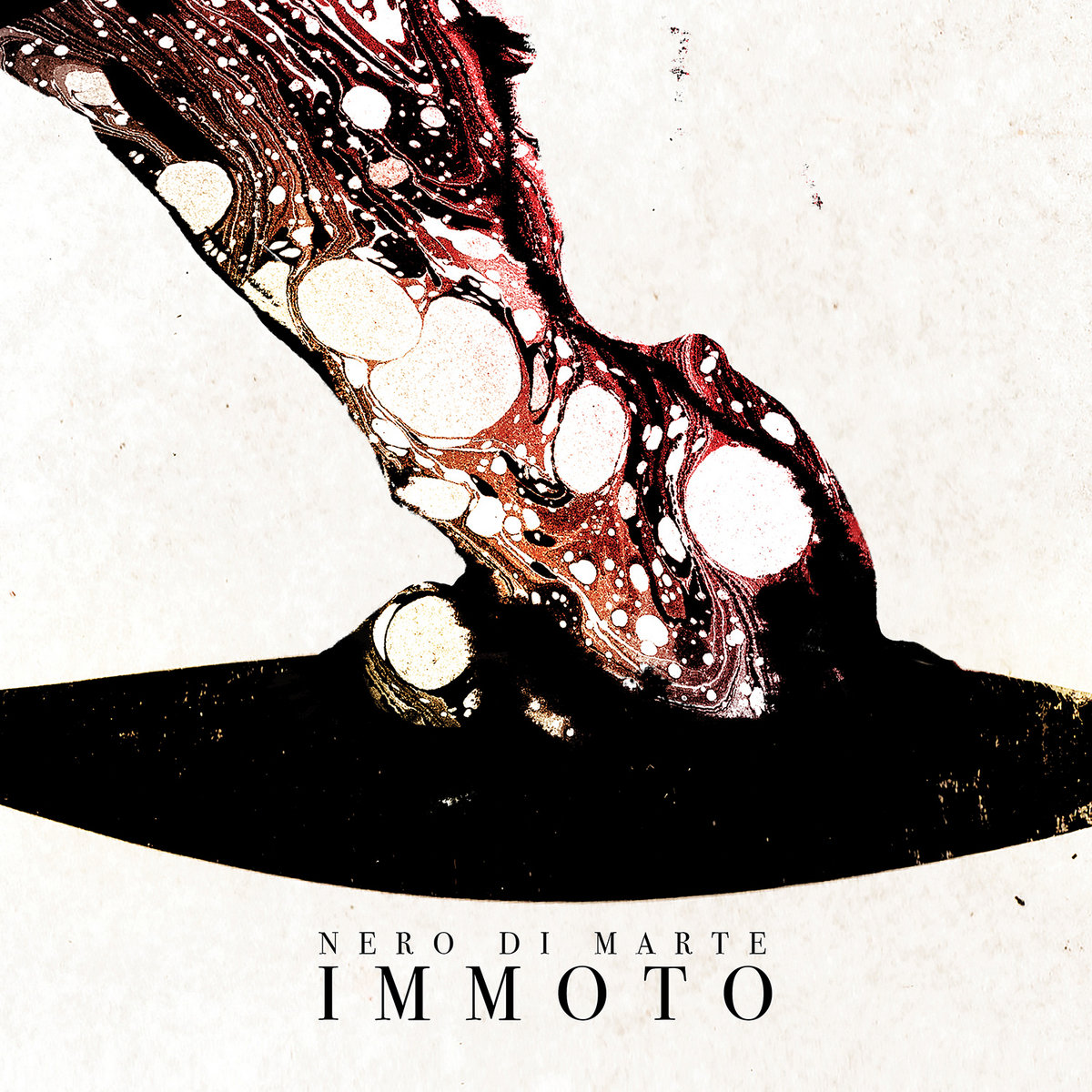 """NERO DI MARTE """"Immoto"""" - blog o muzyce metalowej, recenzje płyt"""