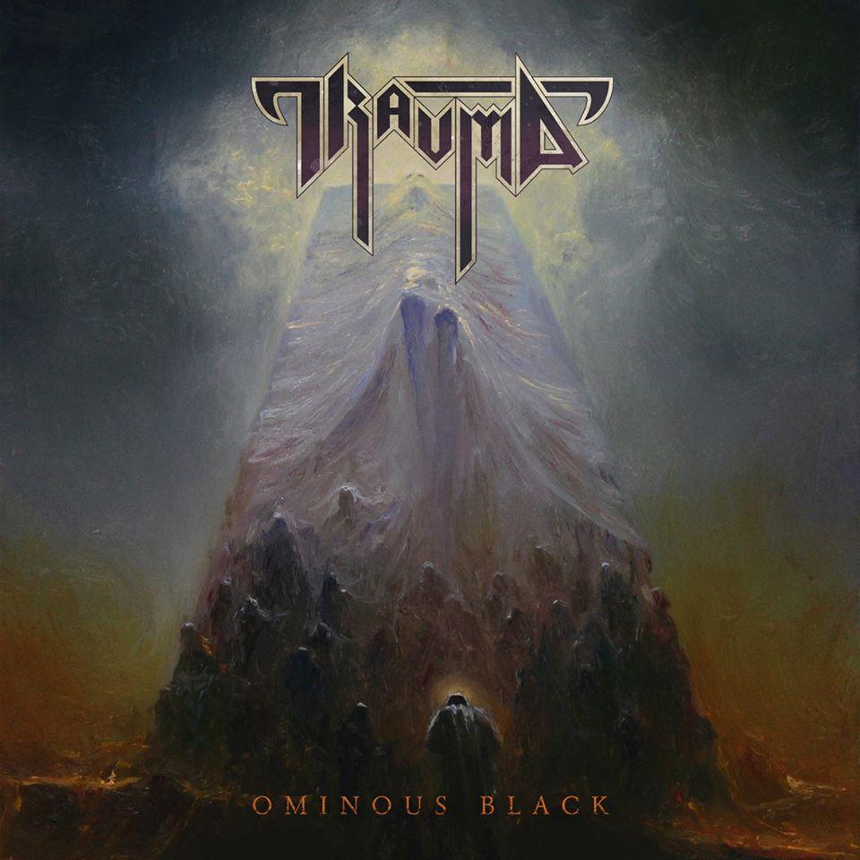 """TRAUMA """"Ominous Black"""" - blog o muzyce metalowej, recenzja płyty"""