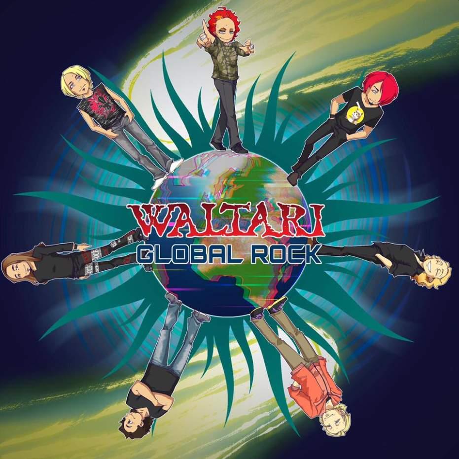 """WALTARI """"Global Rock"""" - blog u muzyce alternatywnej, recenzja płyty"""
