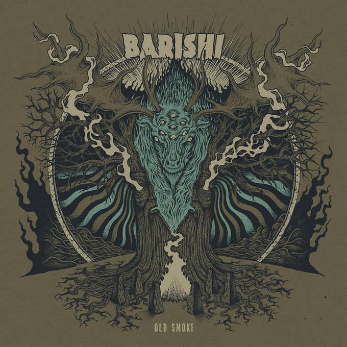 """BARISHI """"Old Smoke"""" recenzje płyt metalowych, blog o muzyce alternatywnej"""