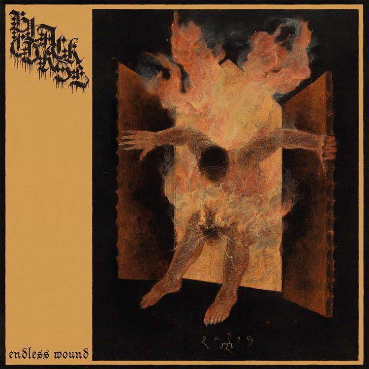 """Black Curse """"Endless Wound"""" recenzja płyty, blog o muzyce metalowej"""