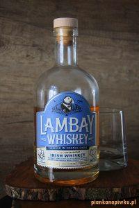 Lambay Whiskey blog o whisky