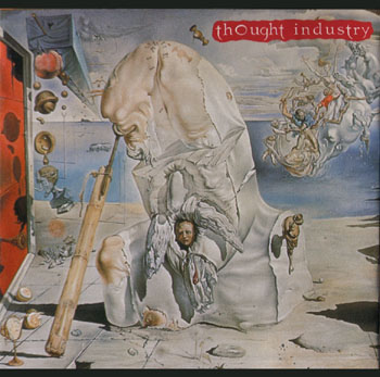 "ThOught Industry ""Mods Carve the Pig: Assassins, Toads and God's Flesh"" - blog o muzyce metalowej, recenzje płyt"