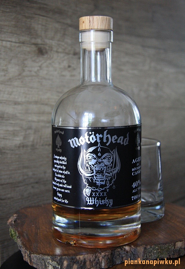 Motorhead whisky