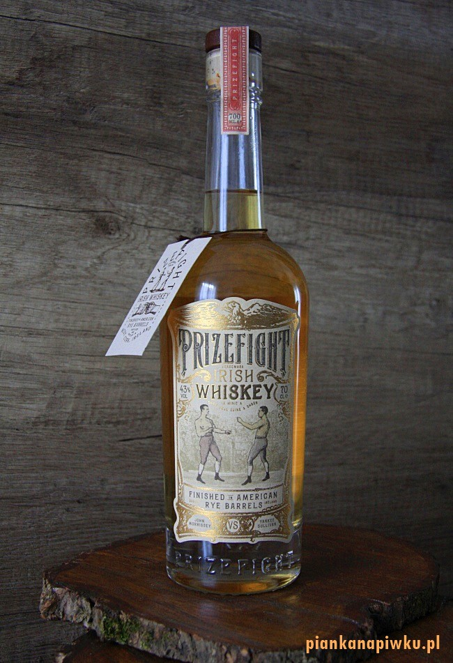 Prizefight irish whisky - blog o alkoholach, o whiskey