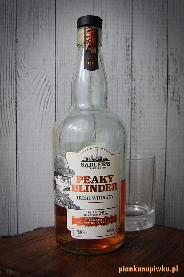 peaky blinder irish whiskey - blog o whisky