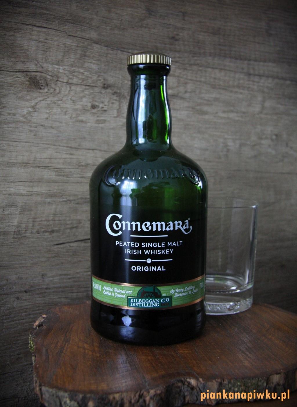 connemara irlandzka whiskey - blog o whisky