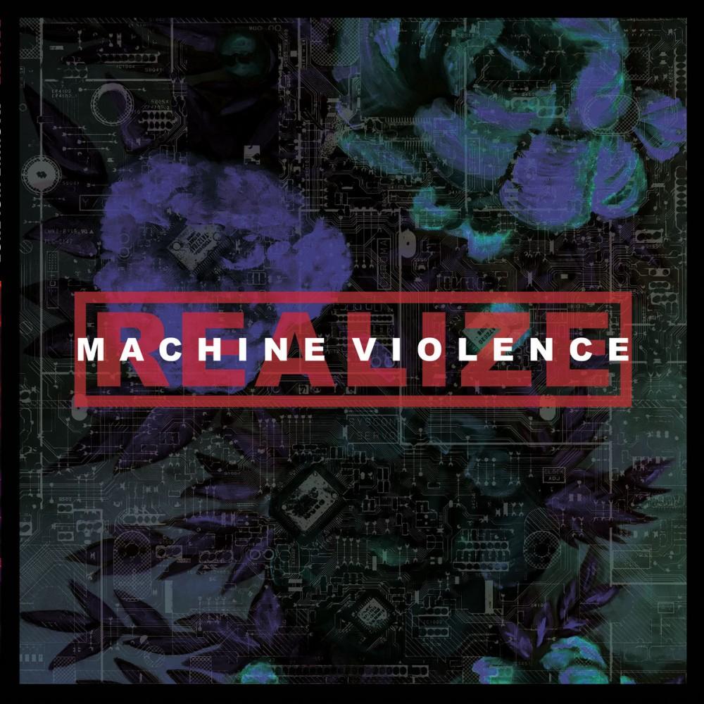 "REALIZE ""Machine Violence"" - recenzja albumu, blog o metalu"