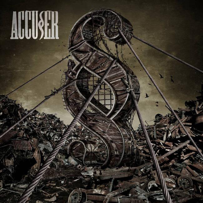 """ACCU§ER - """"Accuser"""" recenzja płyty, blog o muzyce alternatywnej metalowej"""