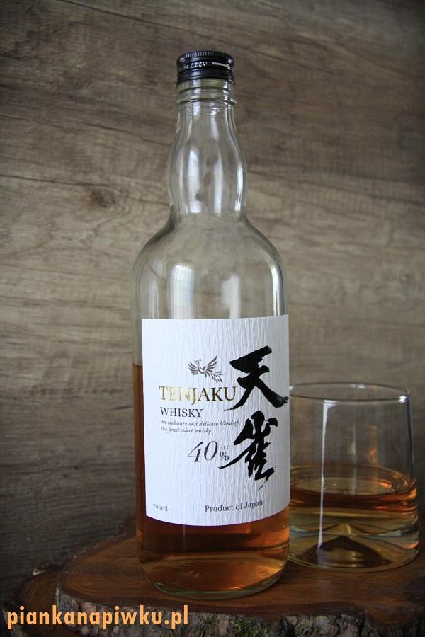 whisky Tenjaku - blog o whiskey