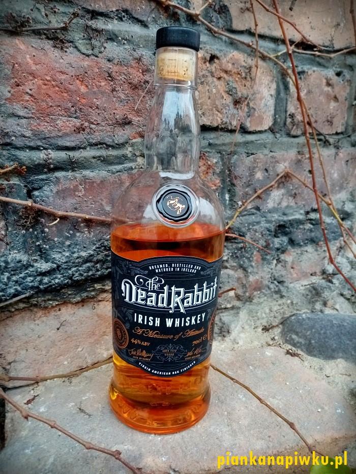 The Dead Rabbit Irish Whiskey - blog o alkoholach