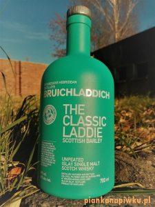 BRUICHLADDICH The Classic Laddie szkocka whisky blog