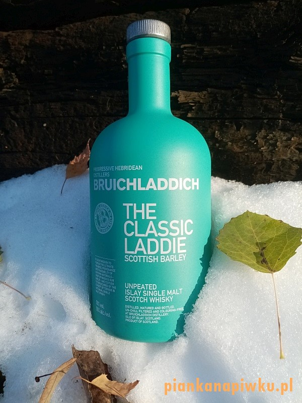BRUICHLADDICH The Classic Laddie blog o whisky