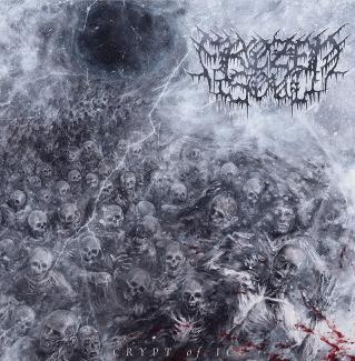 """FROZEN SOUL """"Crypt of Ice"""" - recenzja płyty, blog o muzyce metalowej"""