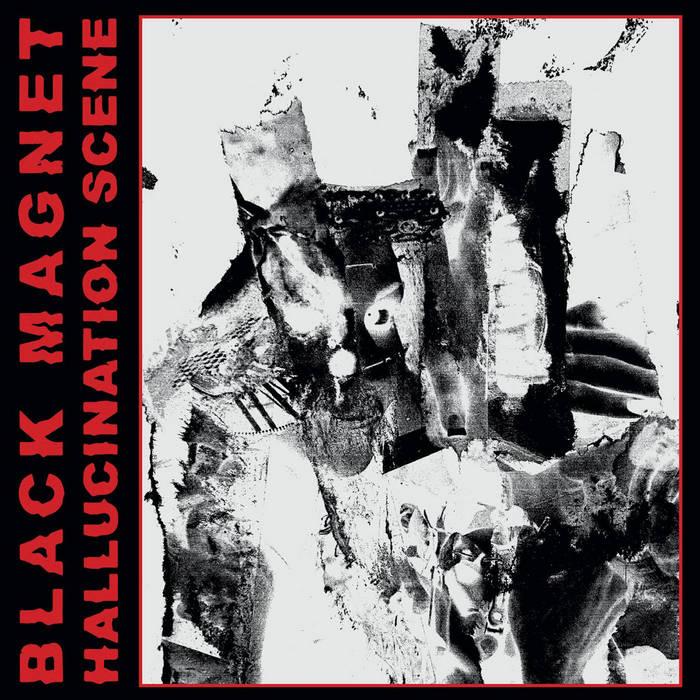 """BLACK MAGNET """"Hallucination Scene"""" recenzje płyt metalowych, blog o muzyce alternatywnej"""