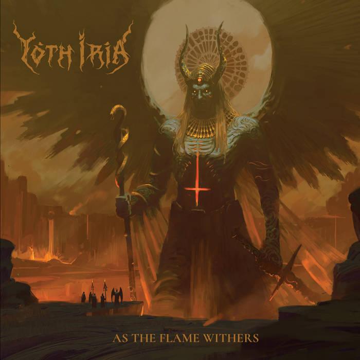 """YOTH IRIA """"As the Flame Withers"""" - blog o muzyce metalowej, alternatywnej"""