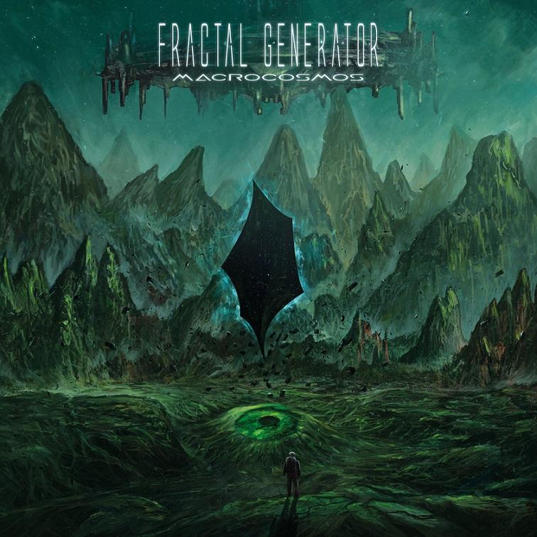 "FRACTAL GENERATOR ""Macrocosmos"" recenzja albumu - blog o muzyce metalowej"