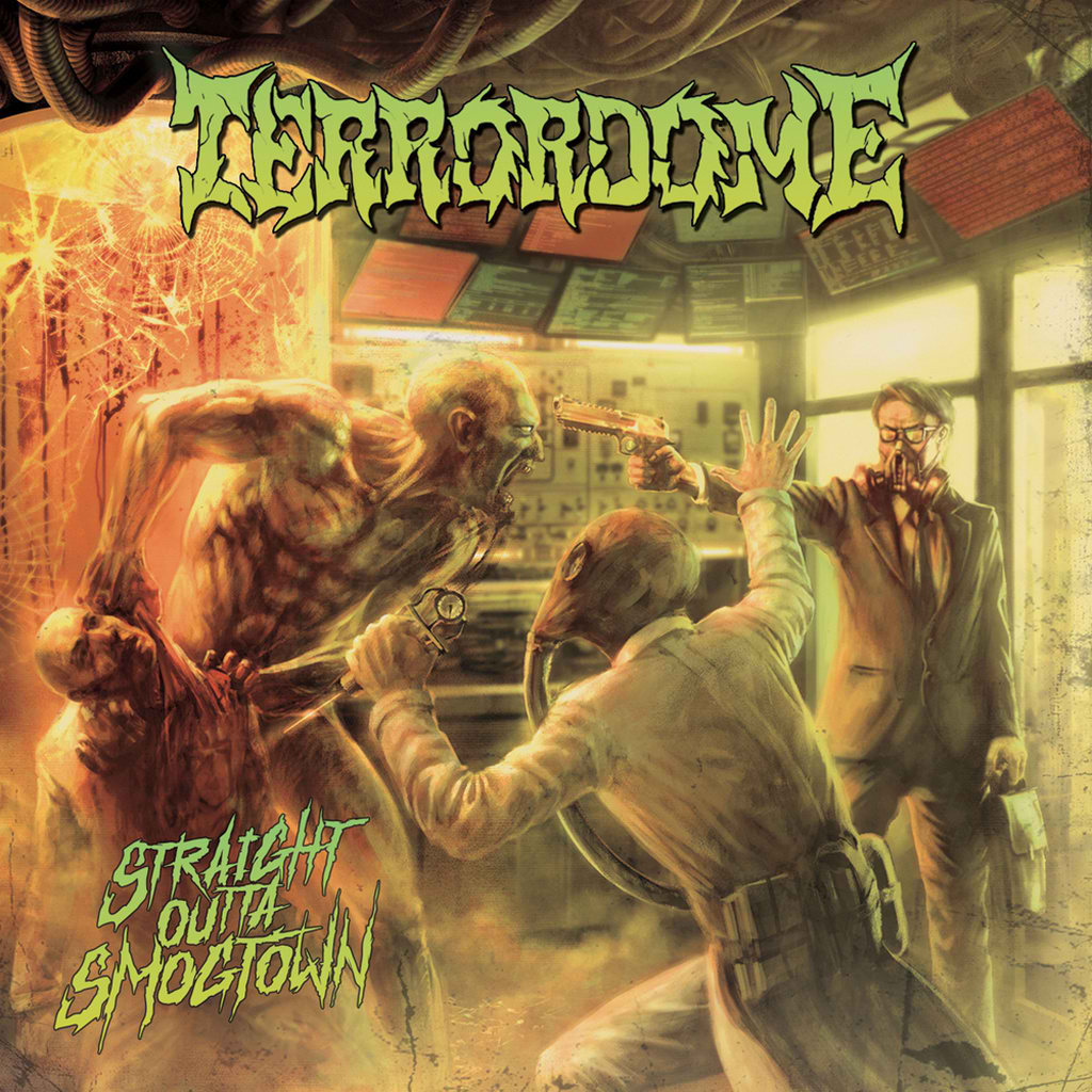 "TERRORDOME ""Straight Outta Smogtown"" - blog o muzyce alternatywnej, metalowej"