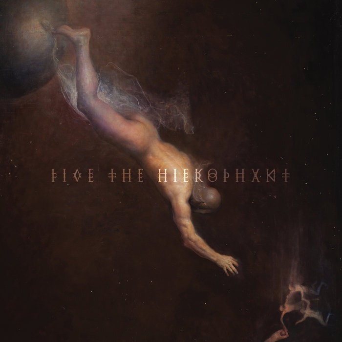 "FIVE THE HIEROPHANT ""Through Aureate Void"" recenzja płyty, blog o muzyce alternatywnej"