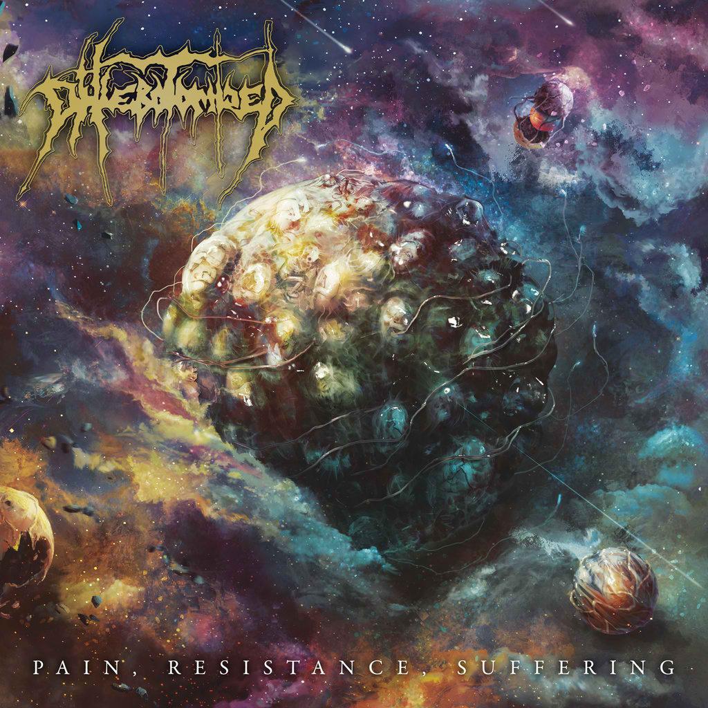 """PHLEBOTOMIZED """"Pain Resistance Suffering"""" - recenzja płyty, blog o muzyce metalowej"""