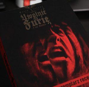 """Uwolnic Furię"" I Am Morbid - David Vincent i Joel McIver recenzja książki"