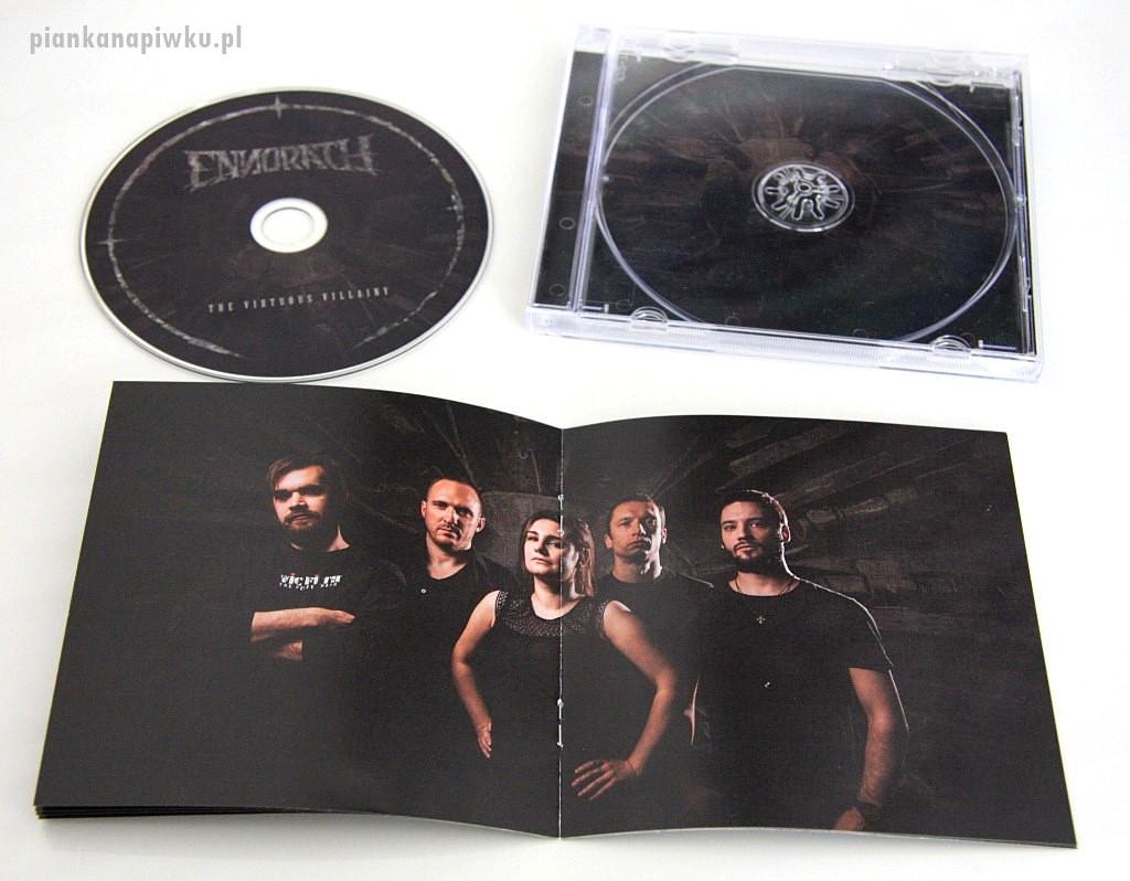 ENNORATH The Virtuous Villainy - recenzja płyty