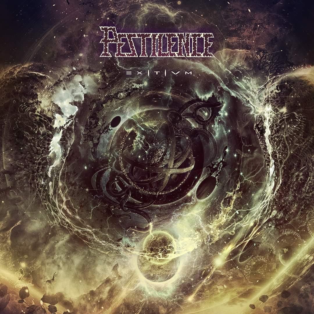 """PESTILENCE """"Exitivm"""" - recenzja płyty, blog o muzyce metalowej"""
