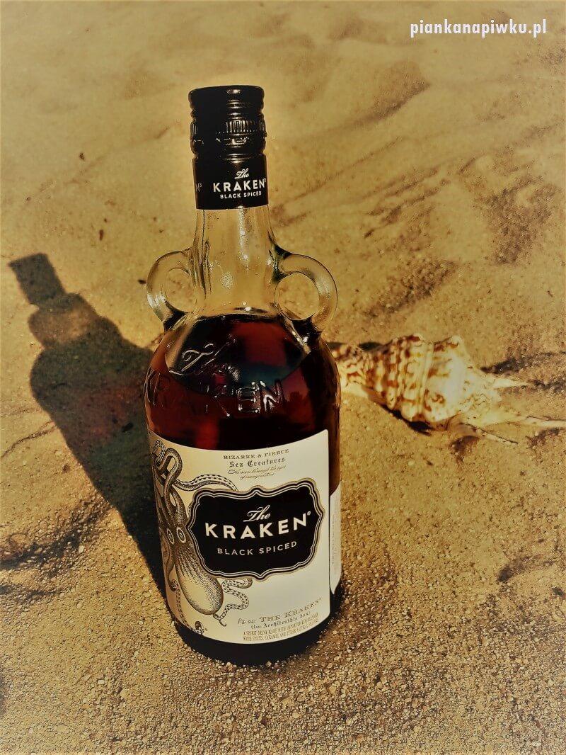 rum Kraken, blog o alkoholach