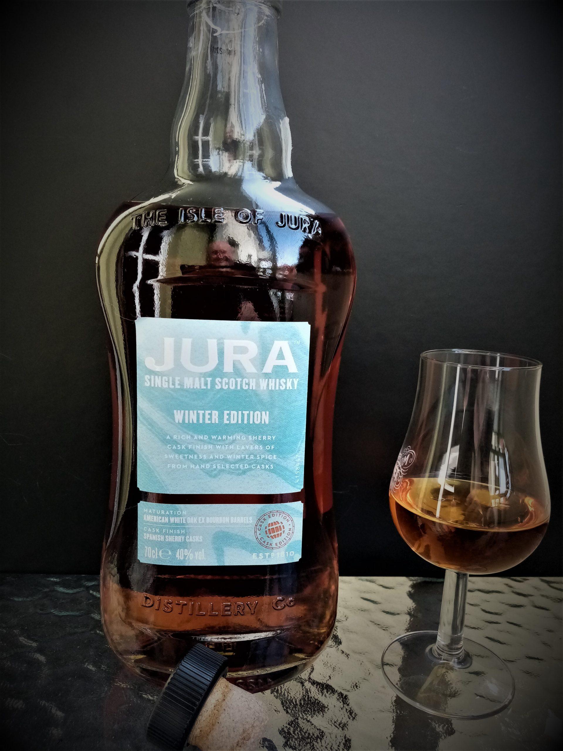 JURA Scotch Single Malt Winter Edition - blog o alkoholach