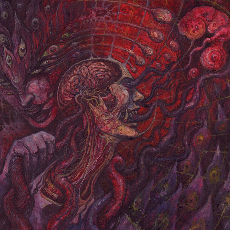 """QRIXKUOR """"Poison Palinopsia"""" recenzja płyty, blog o muzyce metalowej i alternatywnej"""