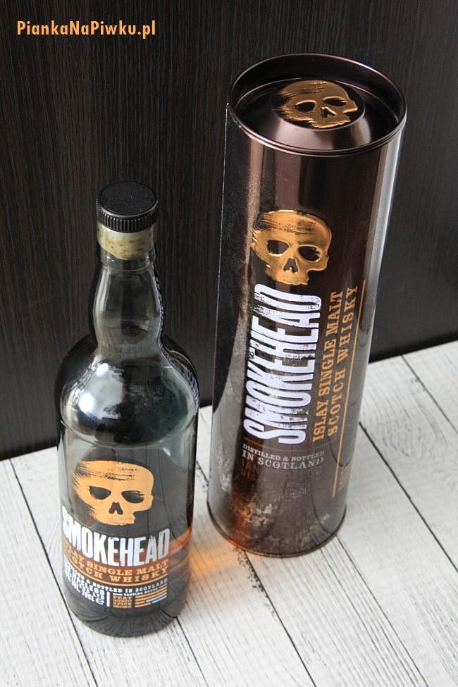 SmokeHead whisky - blog o alkoholach