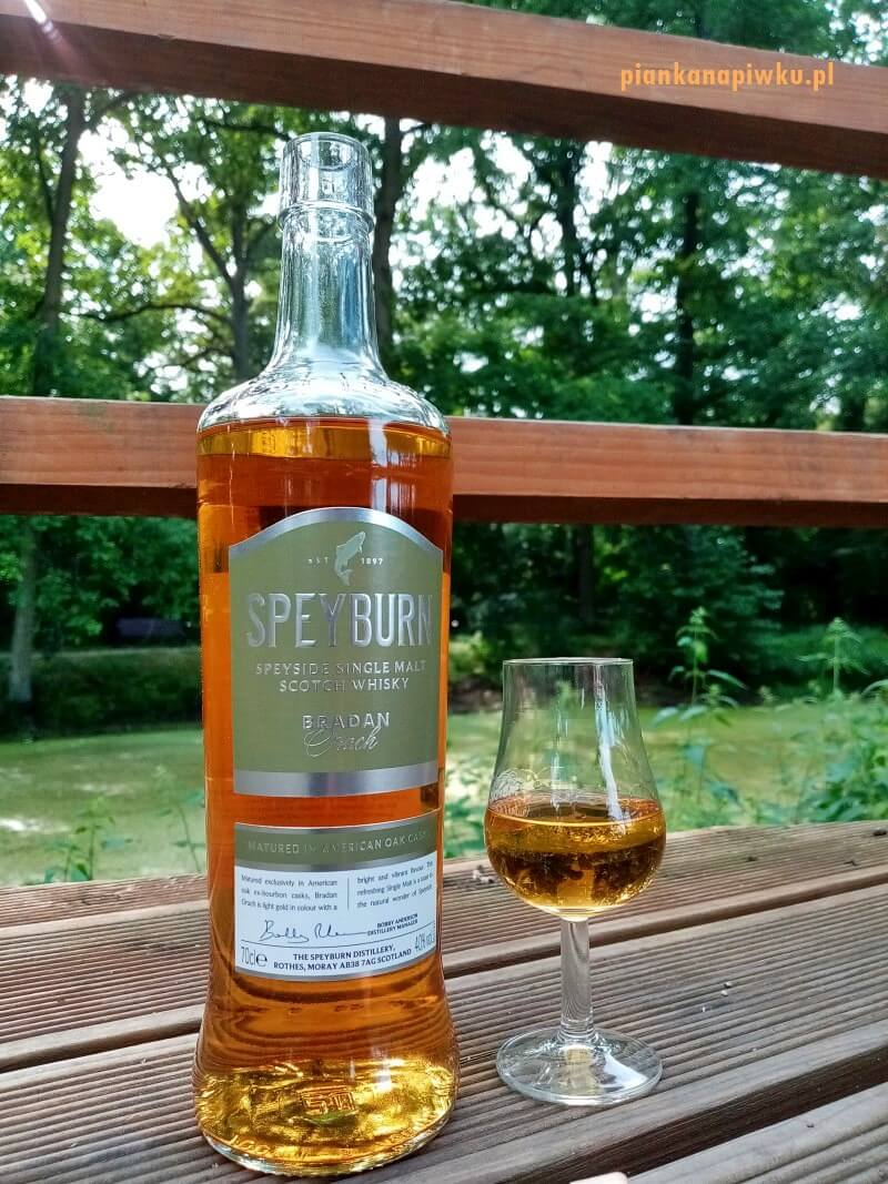 Speyburn Bradan Orach Scotch Single Malt Whisky - blog o whiskey