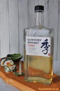 Suntory Whisky Toki japońska whisky - blog o alkoholach